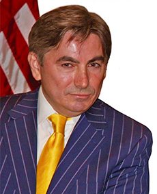 President & CEO Joseph Dedvukaj
